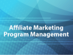 Affiliate Marketing Program Management