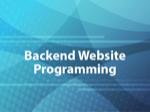Backend Website Programming
