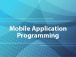 Mobile Application Programming