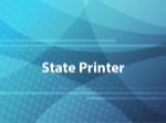 State Printer