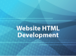 Website HTML Development
