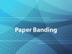 Paper Banding