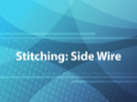 Stitching: Side Wire