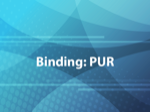 Binding: PUR