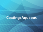 Coating: Aqueous