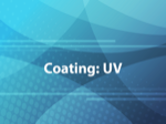 Coating: UV