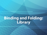 Binding and Folding: Library