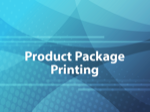 Product Package Printing