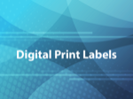 Digital Print Labels