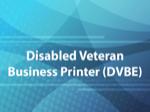 Disabled Veteran Business Printer (DVBE)