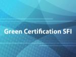 Green Certification SFI