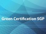 Green Certification SGP
