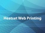 Heatset Web Printing