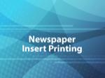 Newspaper Insert Printing