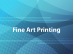 Fine Art Printing