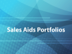 Sales Aids Portfolios