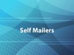 Self Mailers