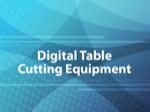 Digital Table Cutting Equipment