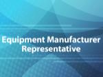 Equipment Manufacturer Representative
