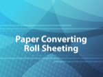 Paper Converting Roll Sheeting